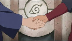 The Uchiha and Senju found Konohagakure.
