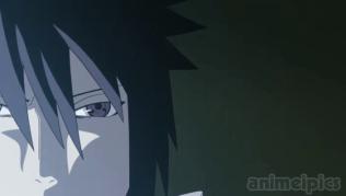 Sasuke Against A
