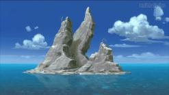 Orochimaru's Southern Hideout