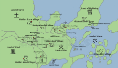 Hidden Leaf map