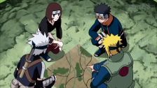 Team Minato on mission