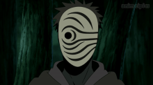 Obito's flame mask.