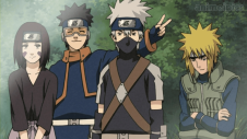 Fourth Hokage Team